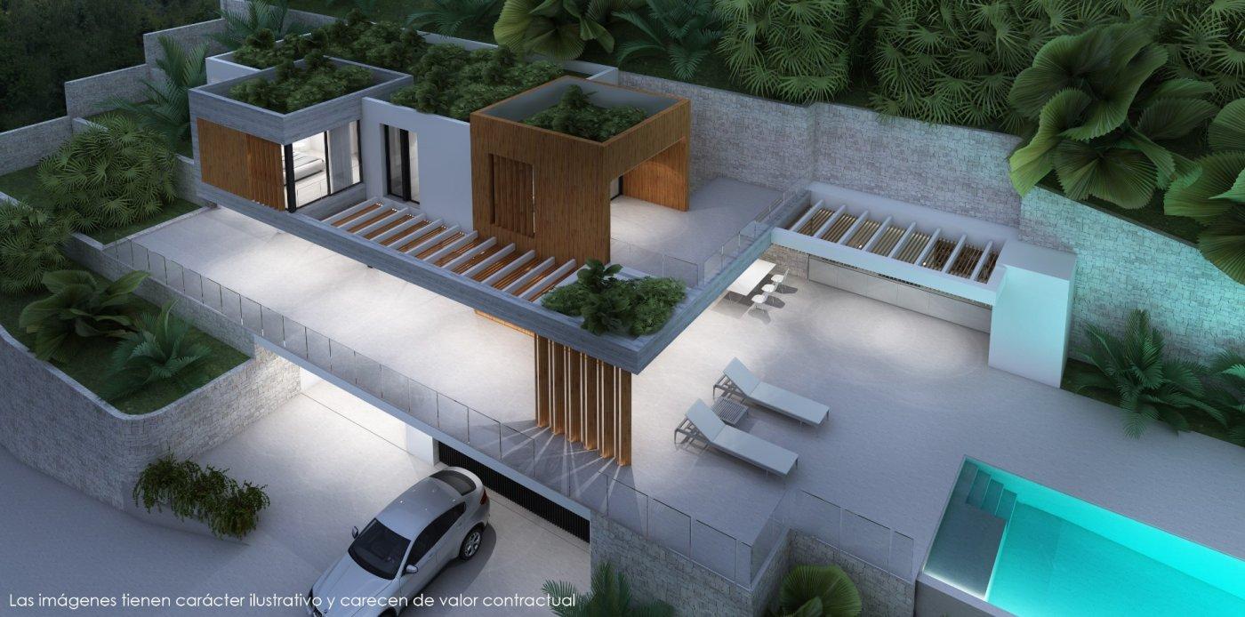 Villa De Luxe · Benissa Costa · Racó Del Galeno 1.490.000€