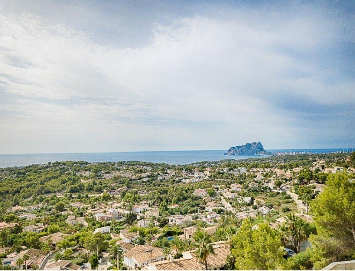 Terrain · Moraira · Benimeit 395.000€