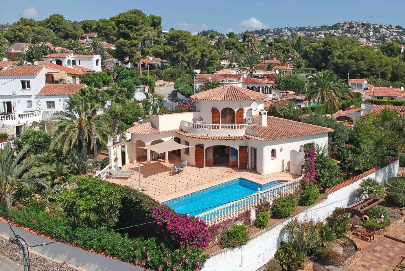 villa en benissa-costa · buenavista 620000€