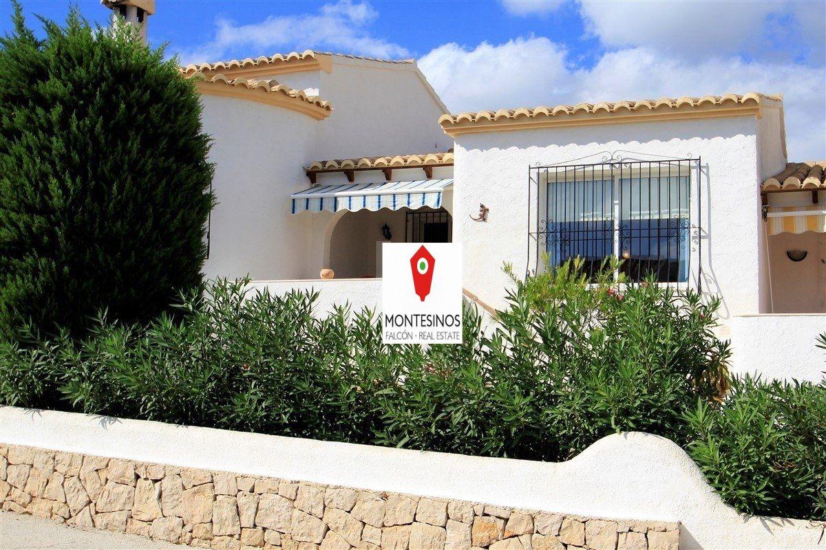 bungalow en benitachell · cumbre-del-sol 123000€