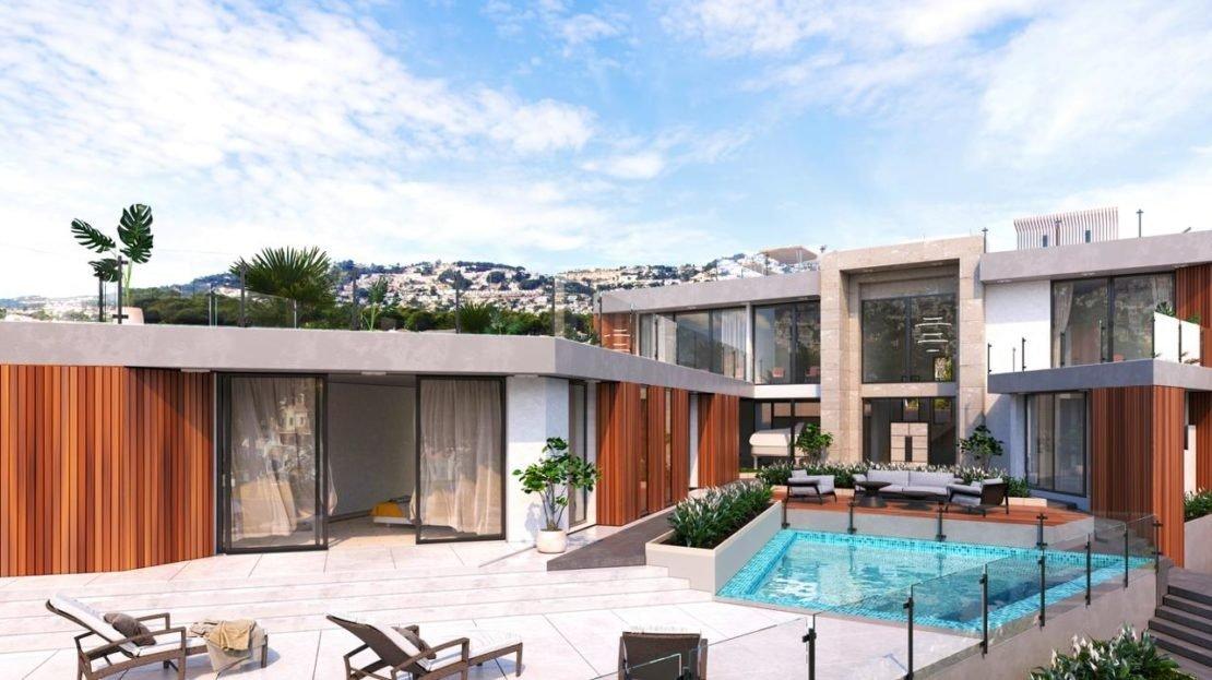 luxury-villa en moraira · moraira 1450000€