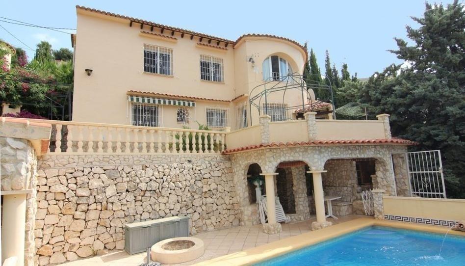 villa en benissa-costa · montemar 280000€