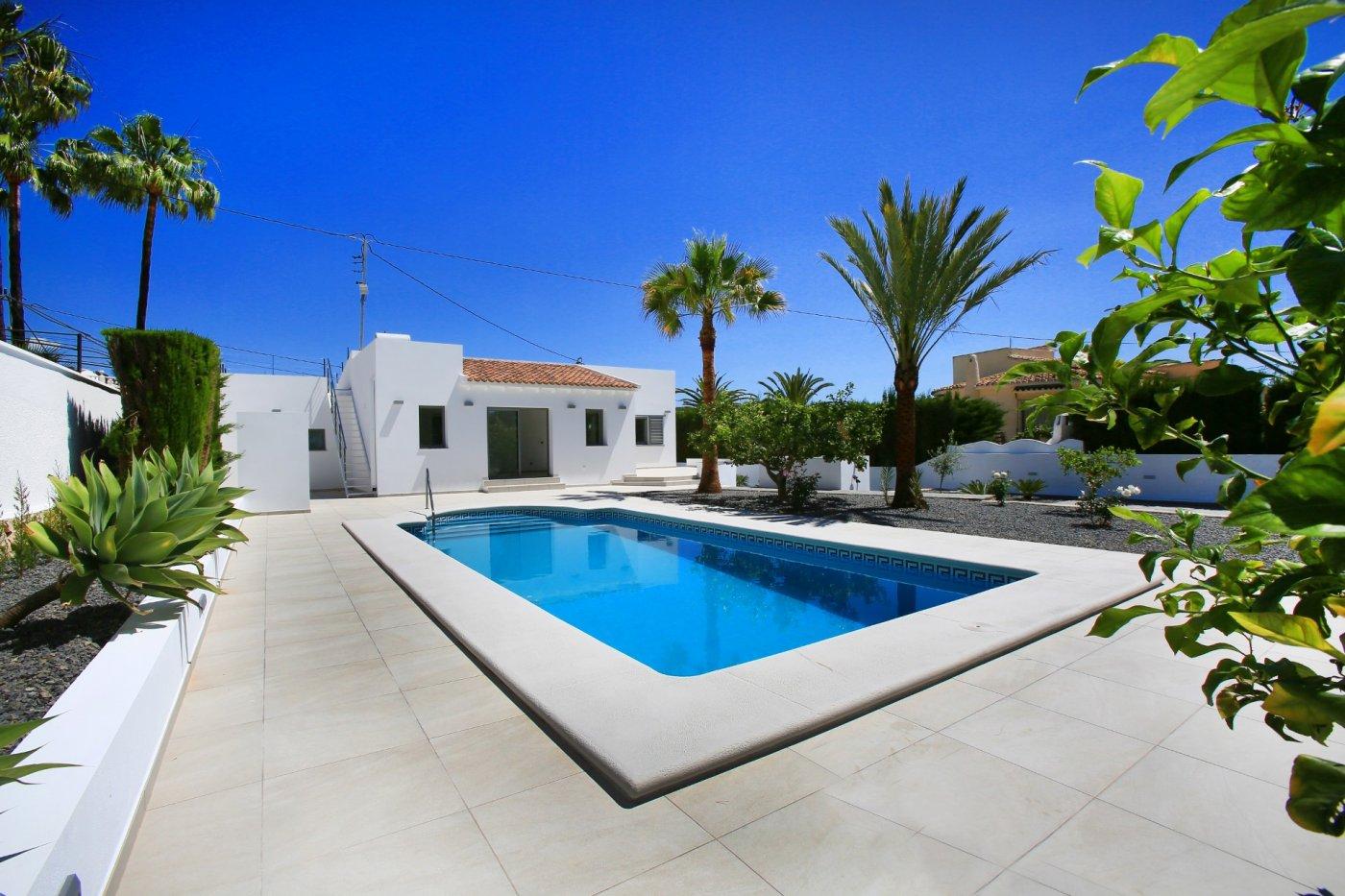 villa en benissa-costa · buenavista 485000€