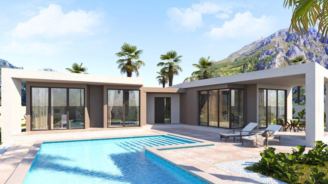 villa en moraira · sol-park 675000€