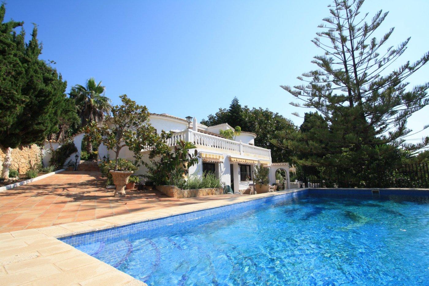 villa en moraira · pinar-del-abogat 480000€