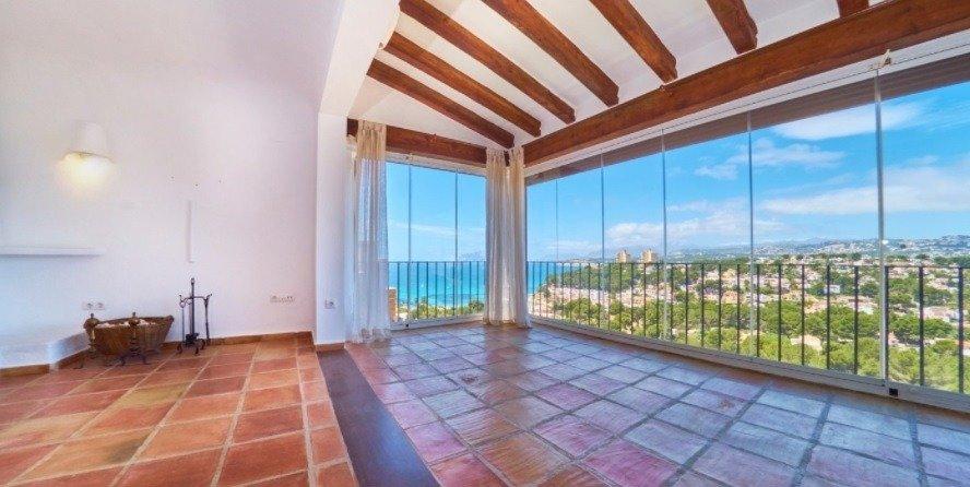 apartamento en moraira · el-portet 1350€