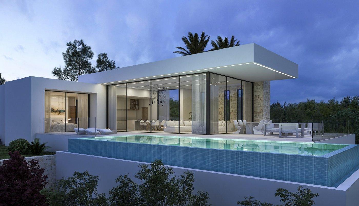 villa en moraira · fanadix 950000€