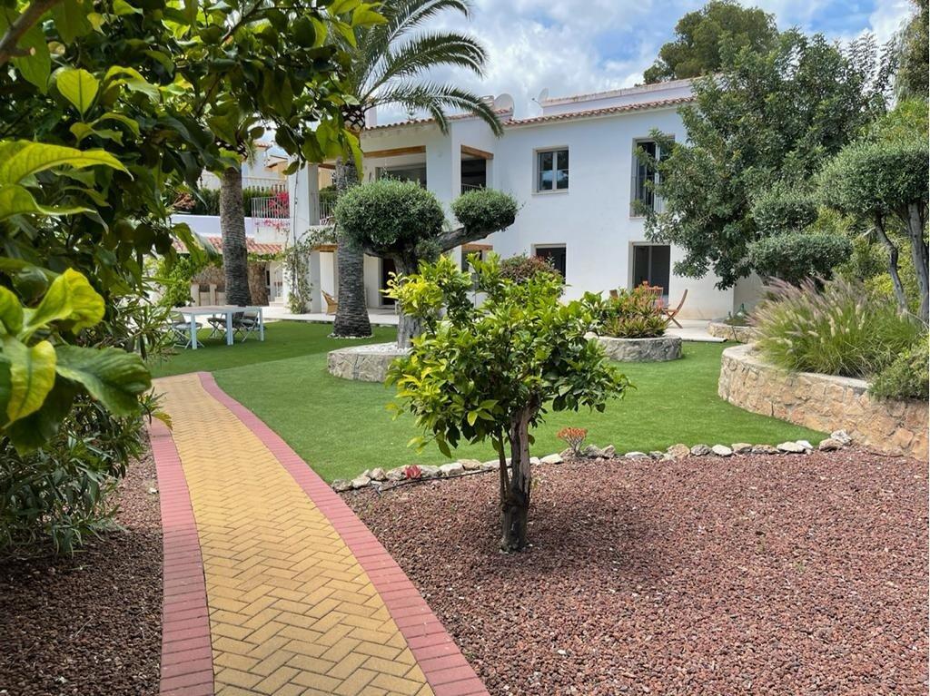 villa en moraira · andrago 1300000€