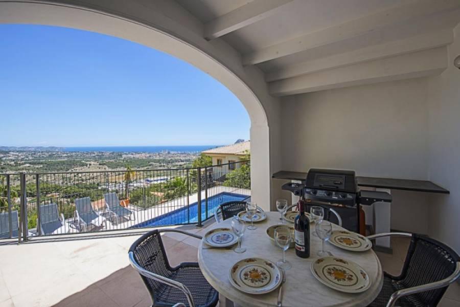 Villa · Calpe · Oltamar 650.000€