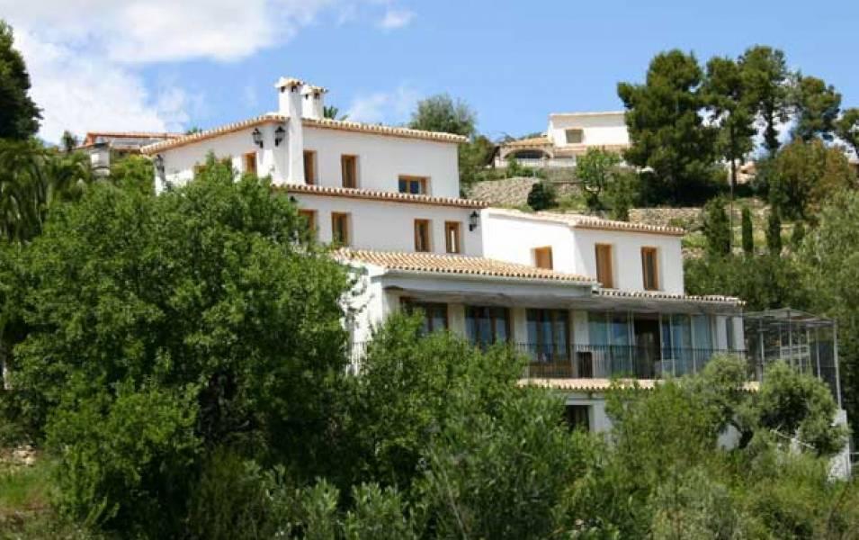 hotel en benissa · benimarraig 1200000€