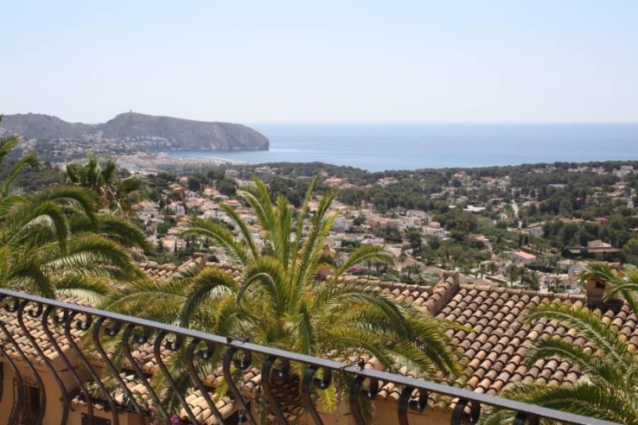 bungalow en moraira · benimeit 210000€
