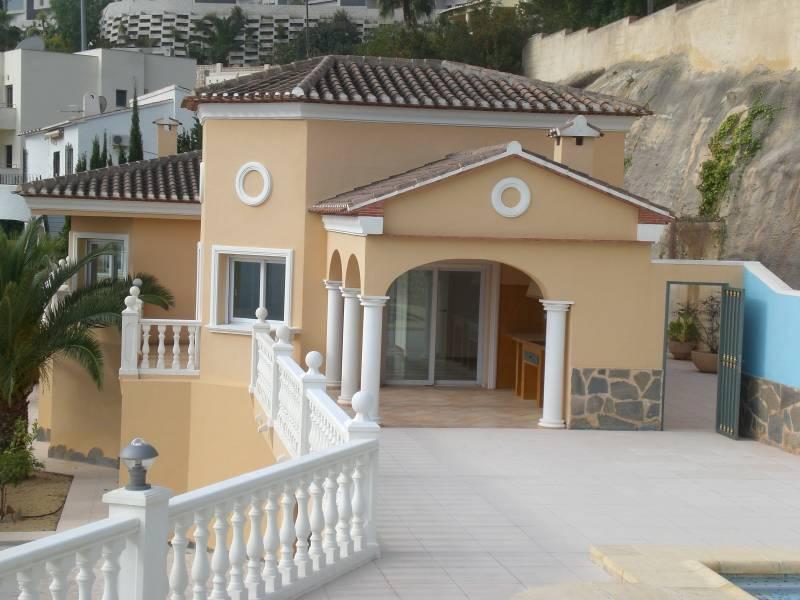 villa en calpe · urbanizaciones 710000€