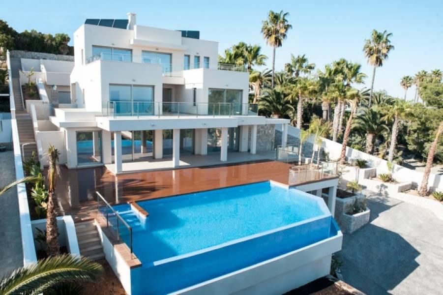 luxury-villa en calpe · calpe 2490000€