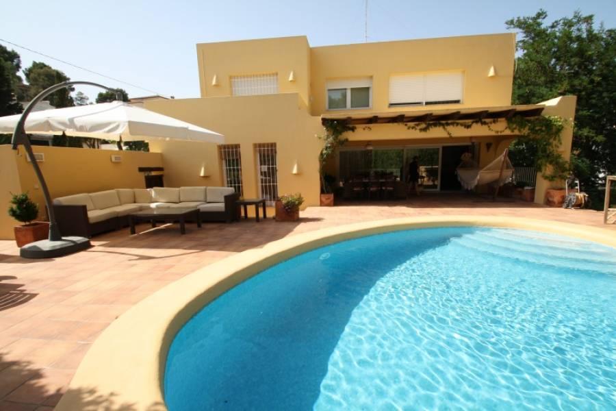 villa en moraira · portet 955000€
