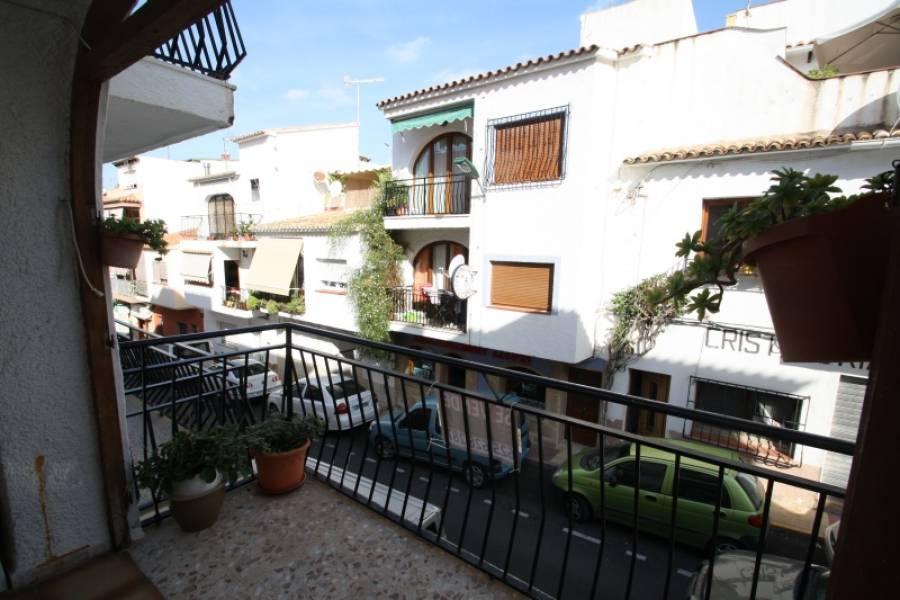 apartment en moraira · centro 230000€
