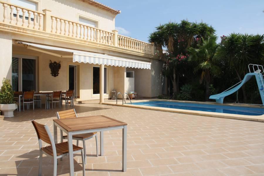 Villa · Moraira · Club Moraira 999.000€