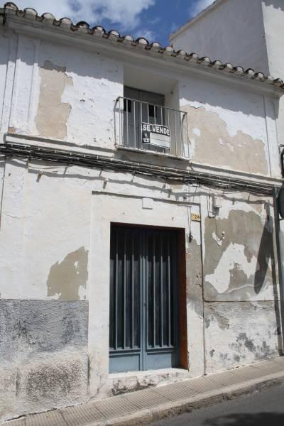 casa-de-pueblo en teulada · centro 70000€
