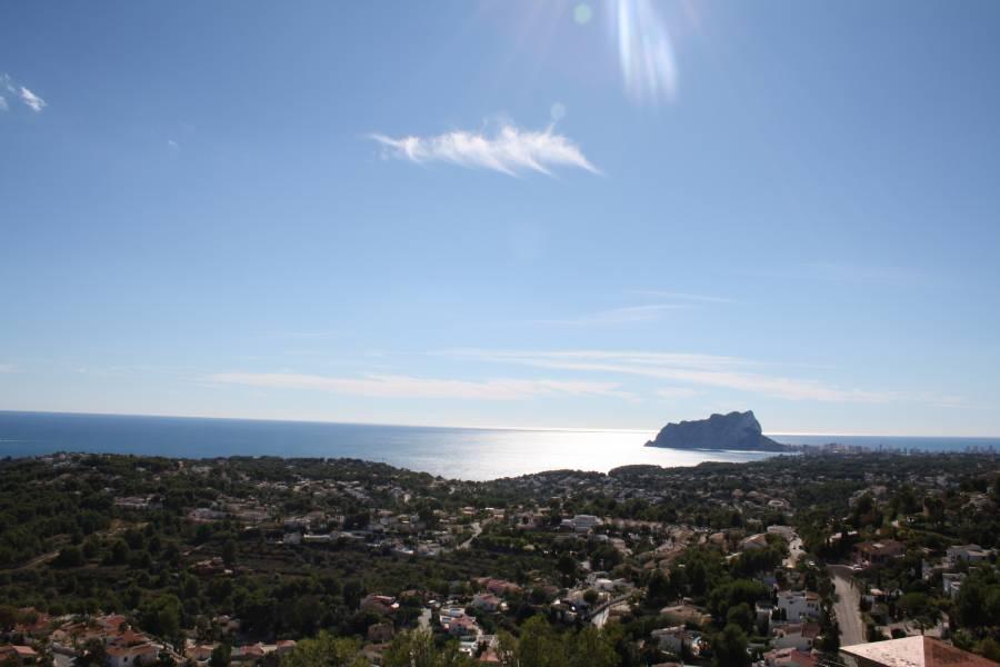 villa en moraira · tossal-dels-avencs 928000€