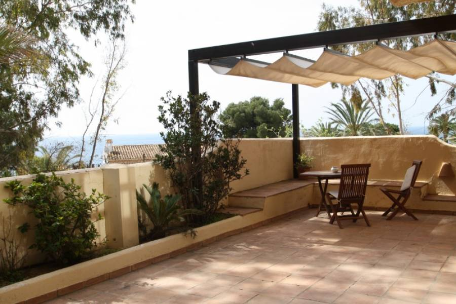 appartement en moraira · pla-del-mar 294000€