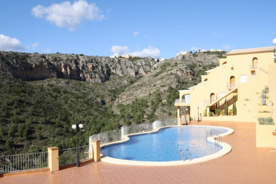 appartement en benitachell · cumbre-del-sol 136500€