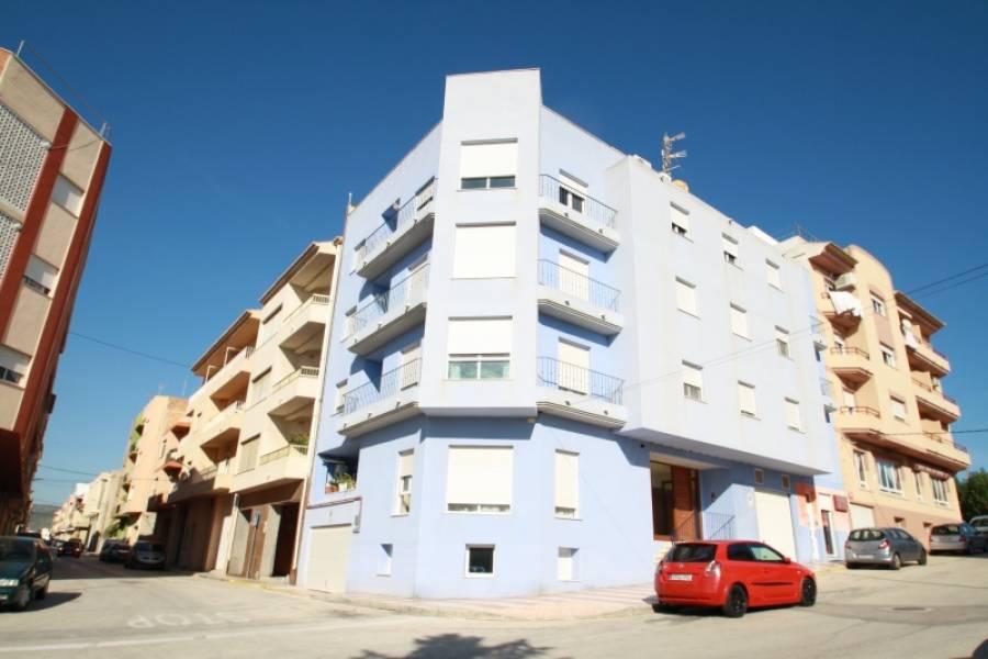 apartment en teulada · centro 185000€