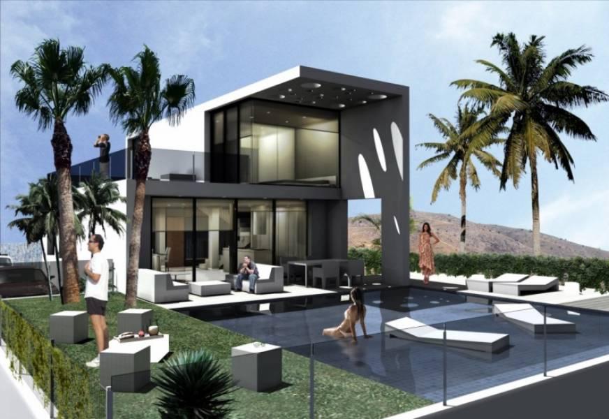 villa en finestrat · golf-bahia 650000€