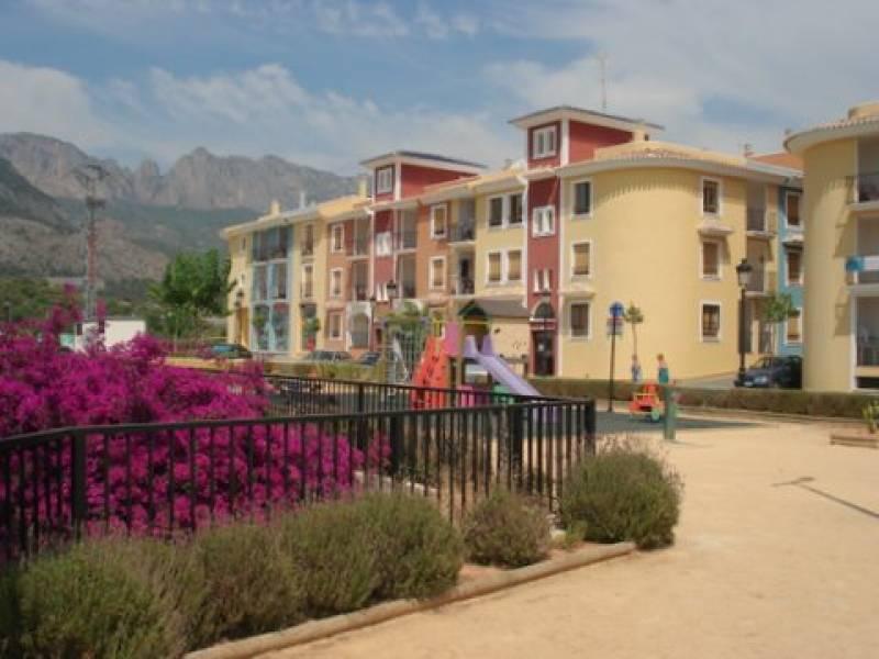 apartment en chirles · centro 72350€