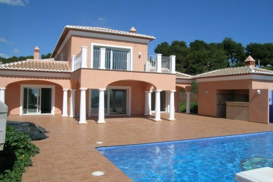 luxury-villa en moraira · andrago 1850000€