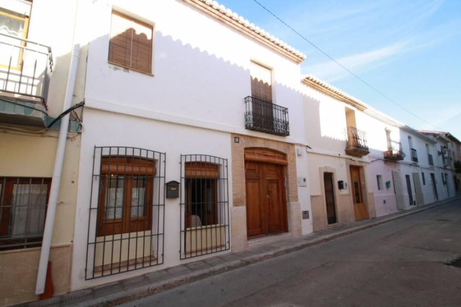 village-house en teulada · centro 325000€