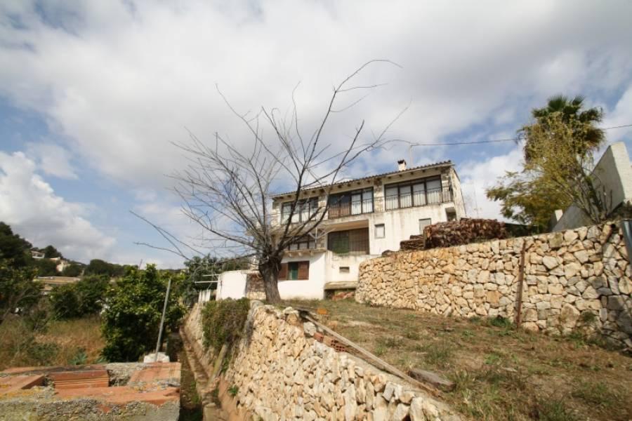 villa en benissa-costa · baladrar 1590000€