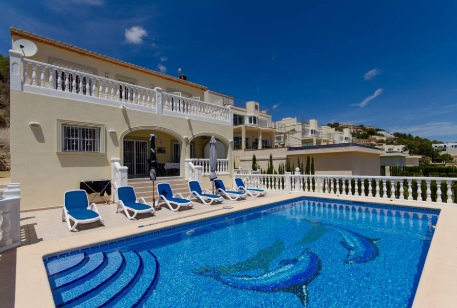 villa en calpe · maryvilla 499000€