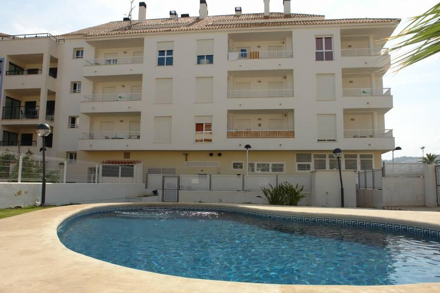 apartment en moraira · centro 450000€