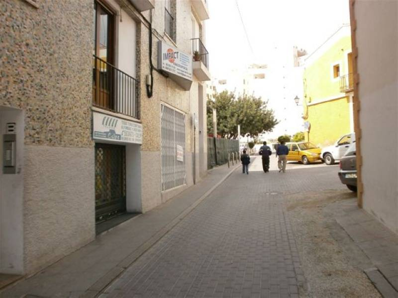 Business Premises · Calpe · Casco Antiguo 105.000€