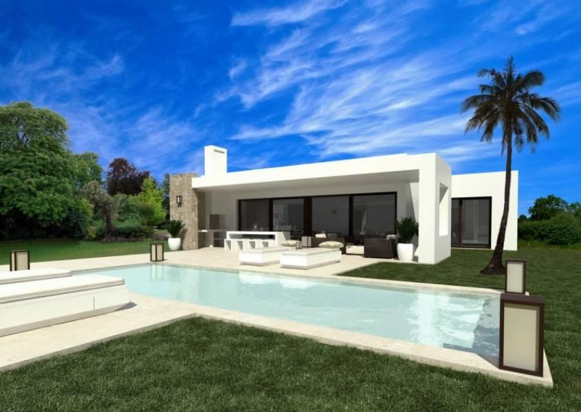 villa en moraira · pinar-del-abogat 635000€