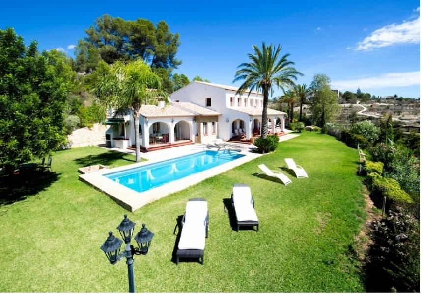 country-house en benissa · benissa 950000€