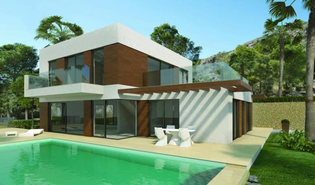 villa en finestrat · finestrat 850000€