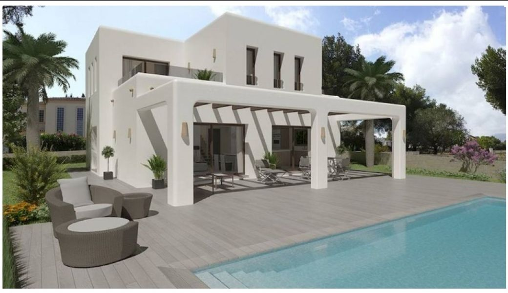 villa en javea-xabia · covatelles 485000€