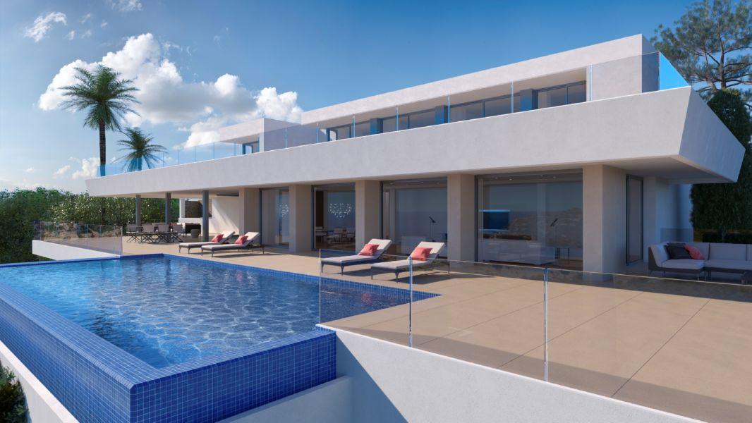 luxury-villa en benitachell · cumbres-del-sol 2450000€