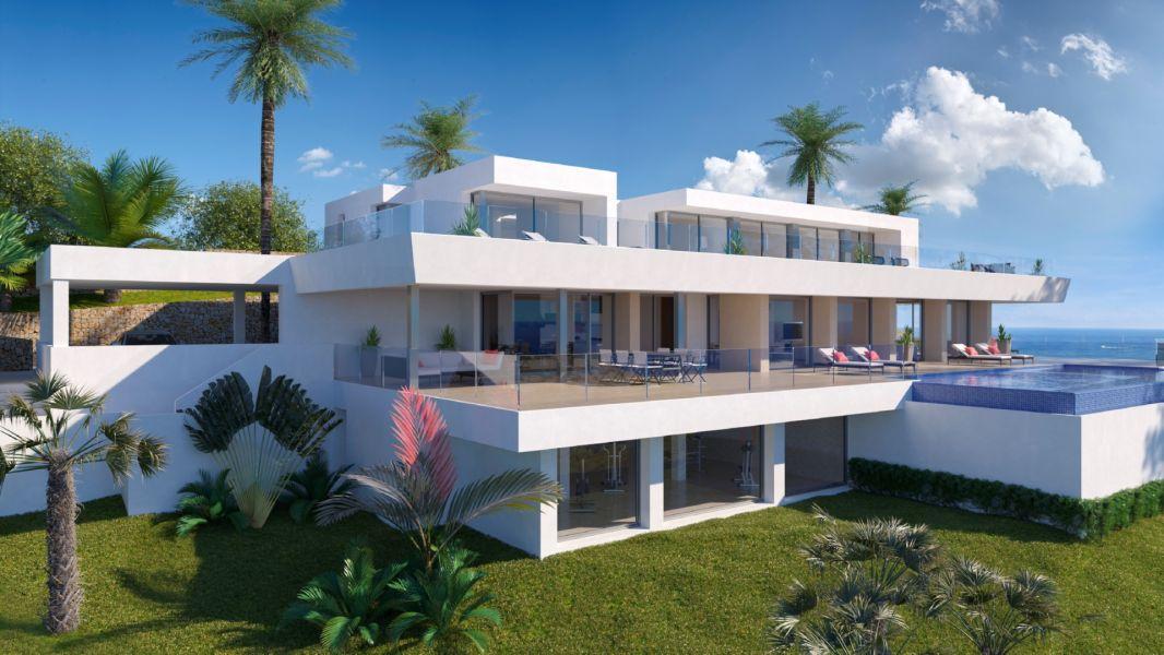 Villa De Luxe · Benitachell · CUMBRES DEL SOL 2.450.000€