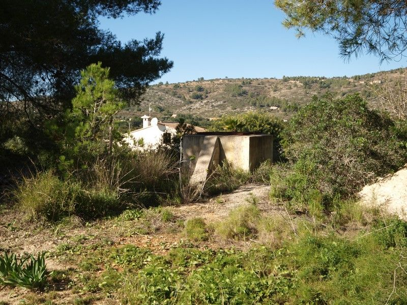 country-house en benissa · canor 210000€