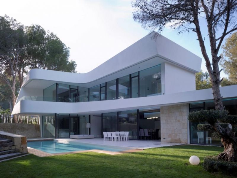 luxury-villa en altea · campomanes 895000€