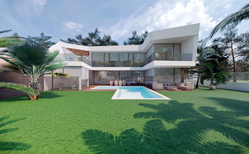 luxury-villa en altea · campomanes 695000€