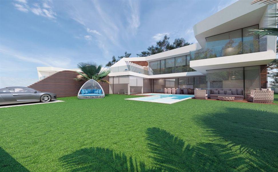 Villa De Lujo · Altea · Campomanes 895.000€