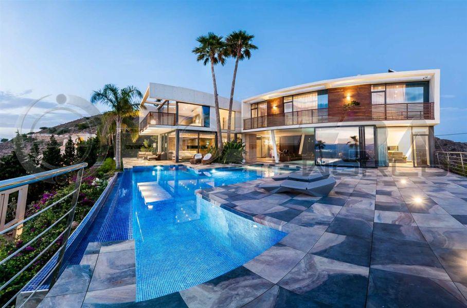 villa-de-luxe en benidorm · benidorm 2250000€