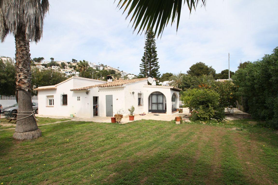 villa en moraira · benimeit 280000€