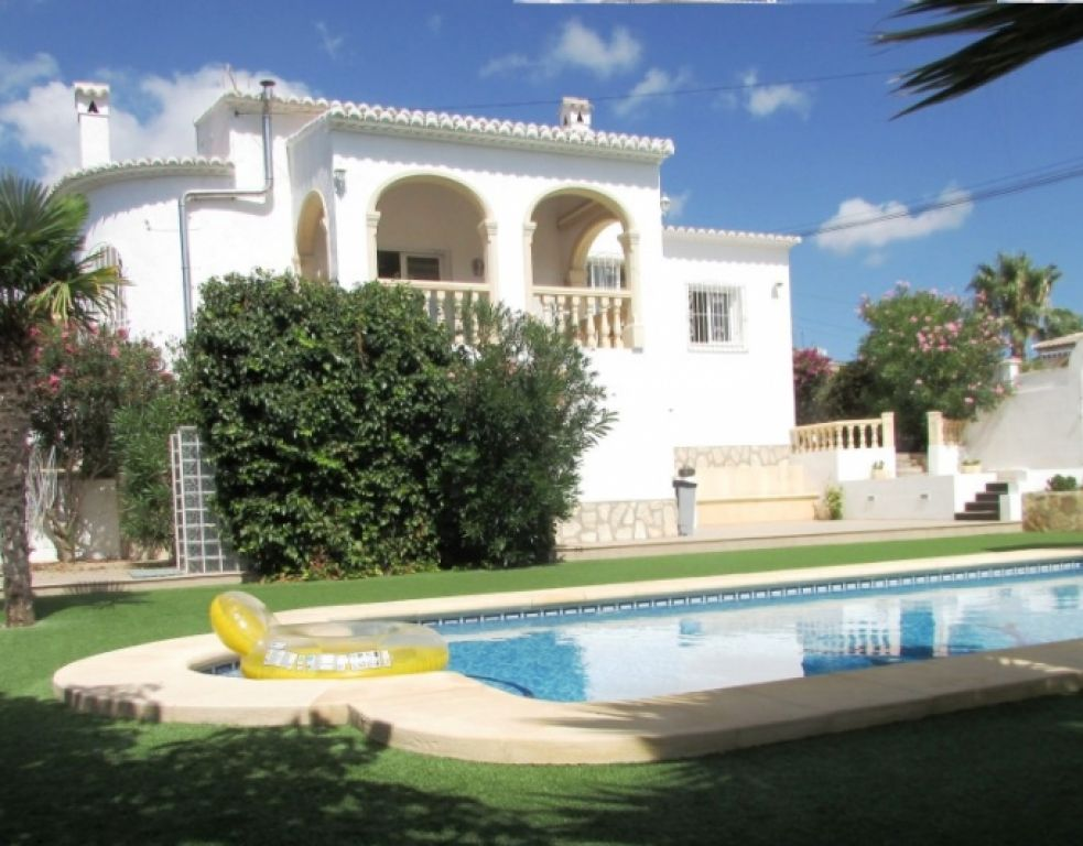 villa en benitachell · les-fonts 330000€