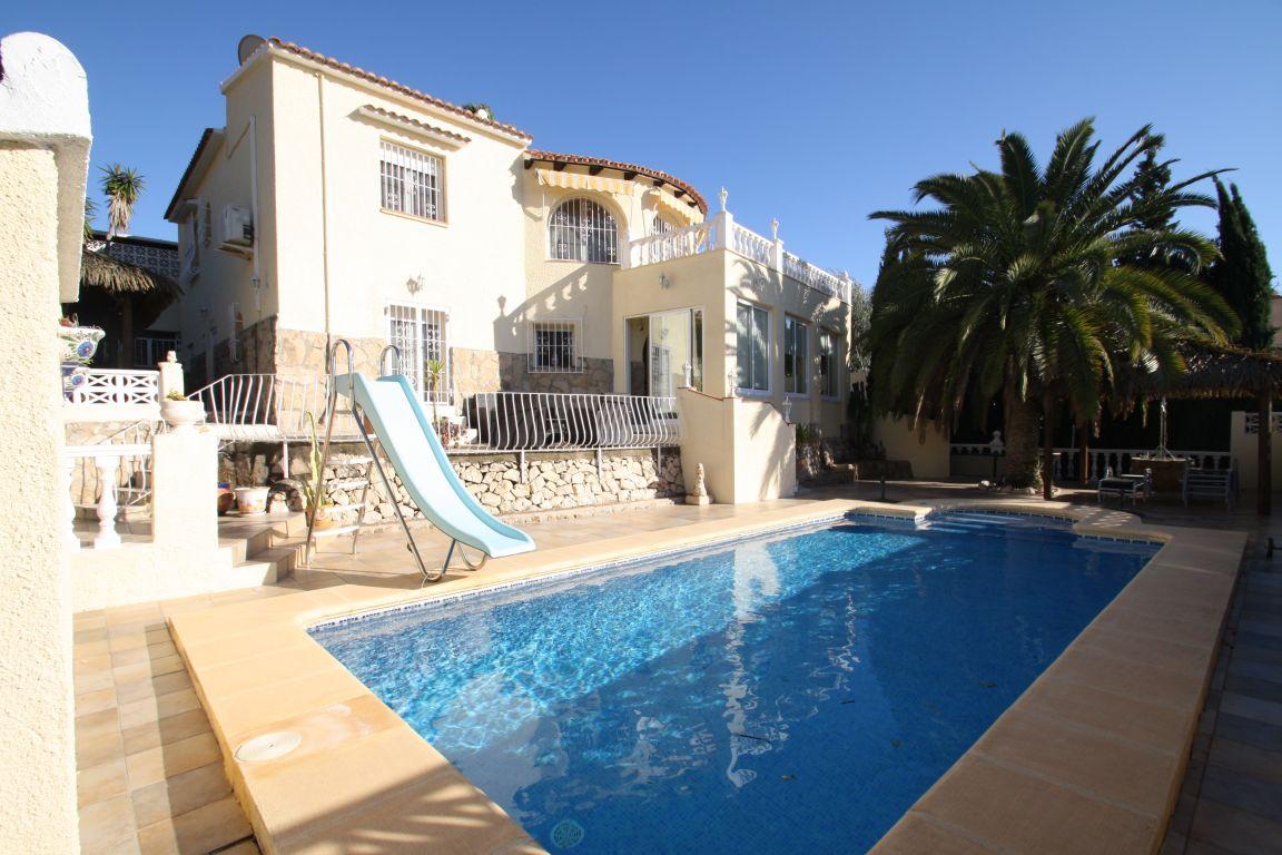 villa en benissa · montemar 399000€