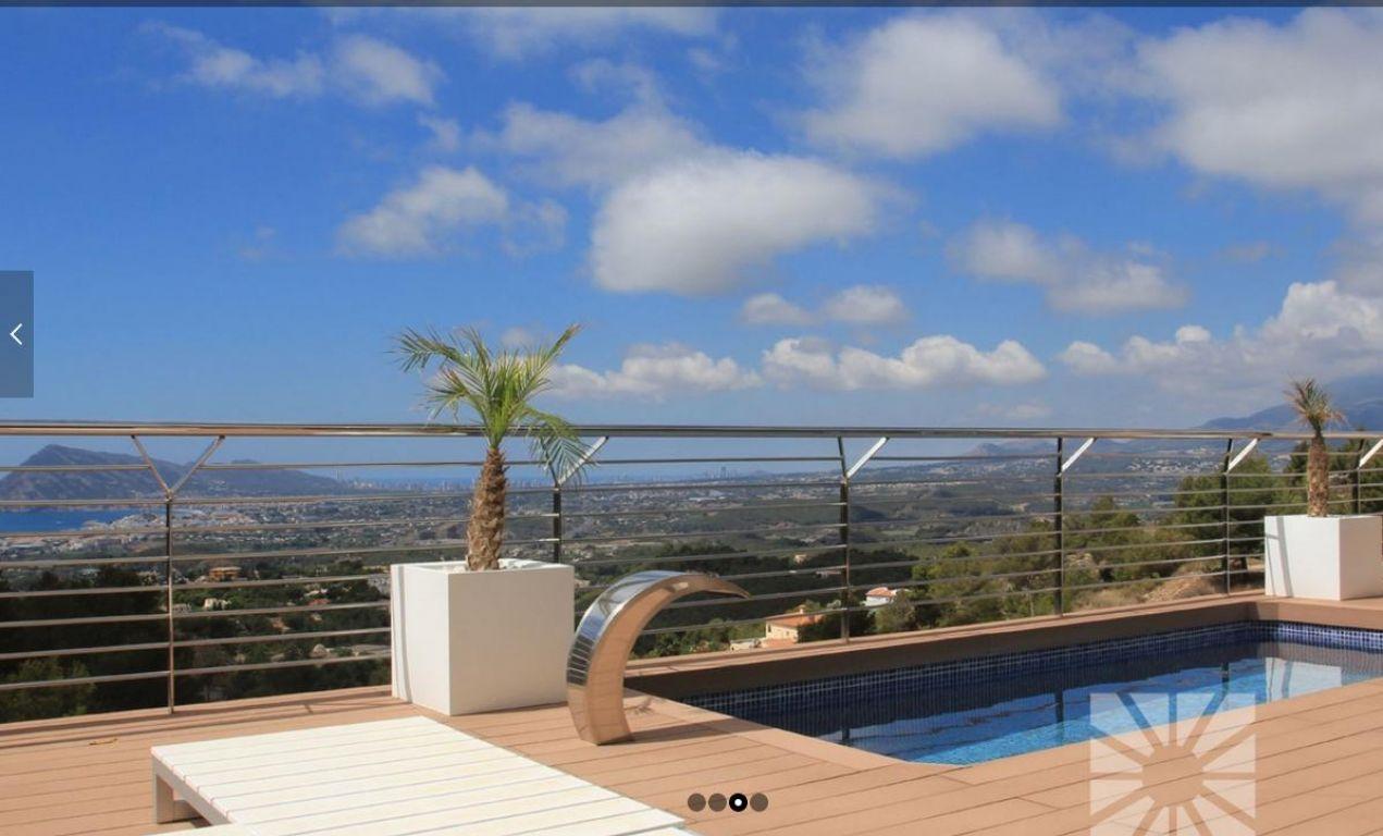 appartement en altea · la-sierra 585000€
