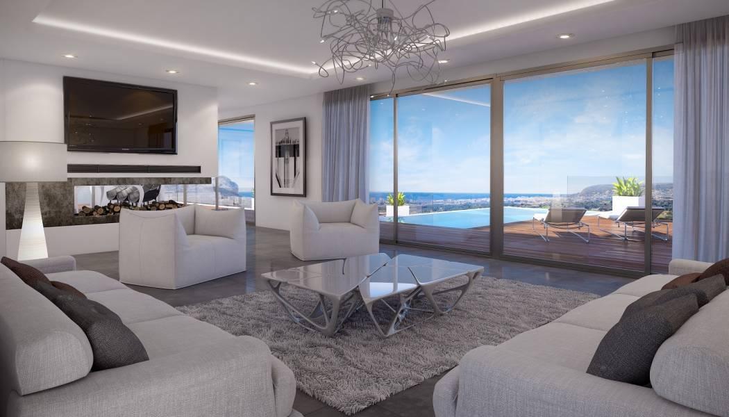 Luxury Villa · Calpe · Empedrola 1.751.250€