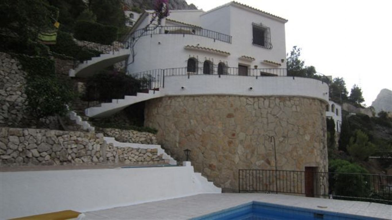 villa en calpe · maryvilla 190000€